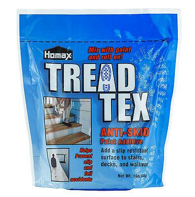 Homax Tread-Tex Anti-Skid Slip Additive For Swimming Pool Paint - 1 -
