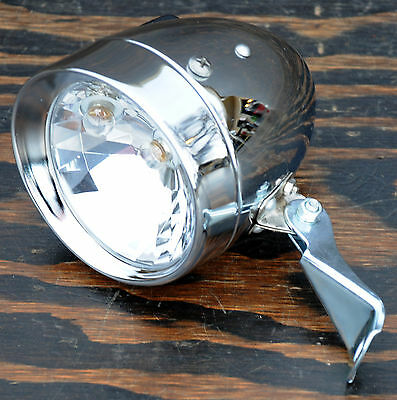 Vintage Schwinn Stingray Bicycle Type  HEAD LIGHT  Cruiser Bike Lowrider Chopper