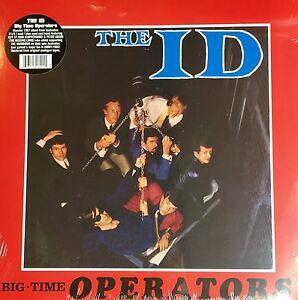 The ID - Big time Operators Lp (New) Sealed Reissue Jeff St John's Missing Links