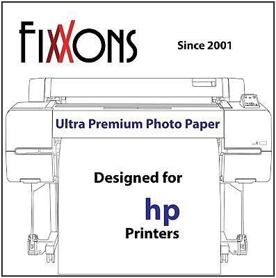 Ultra Premium Glossy Inkjet Photo Paper for Hp 50