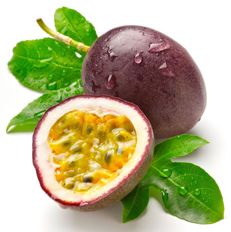 Fresh Passion Fruit (2 LBS) The Actual Fruit