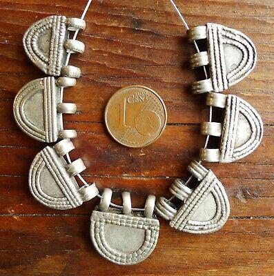 Lot Pendants Amulets Telsum Antique Ethiopia Pearl Prayer Ethiopian Pendant F
