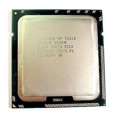 CPU Intel Xeon E5620 Quad-Core 2.40GHz SLBV4 LGA1366 Processor FREE SHIP USA