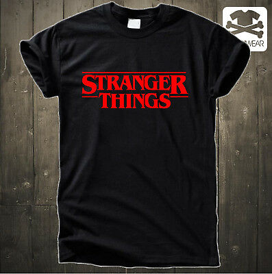 STRANGER THINGS | HALLOWEEN HORROR THRILLER SERIE FILM FAN SHIRT - Halloween Film T Shirts