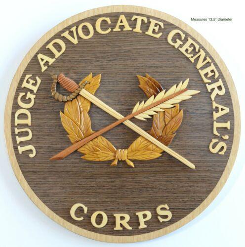 ARMY JUDGE ADVOCATE GENERAL