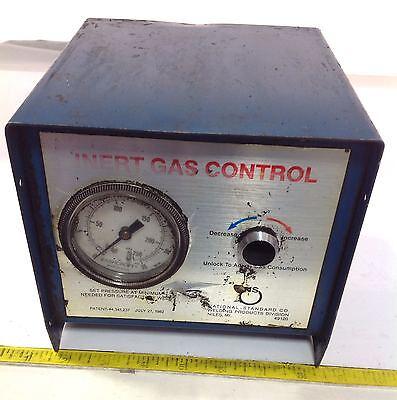 National Standard Inert Gas Control 17080 99851 Pzb