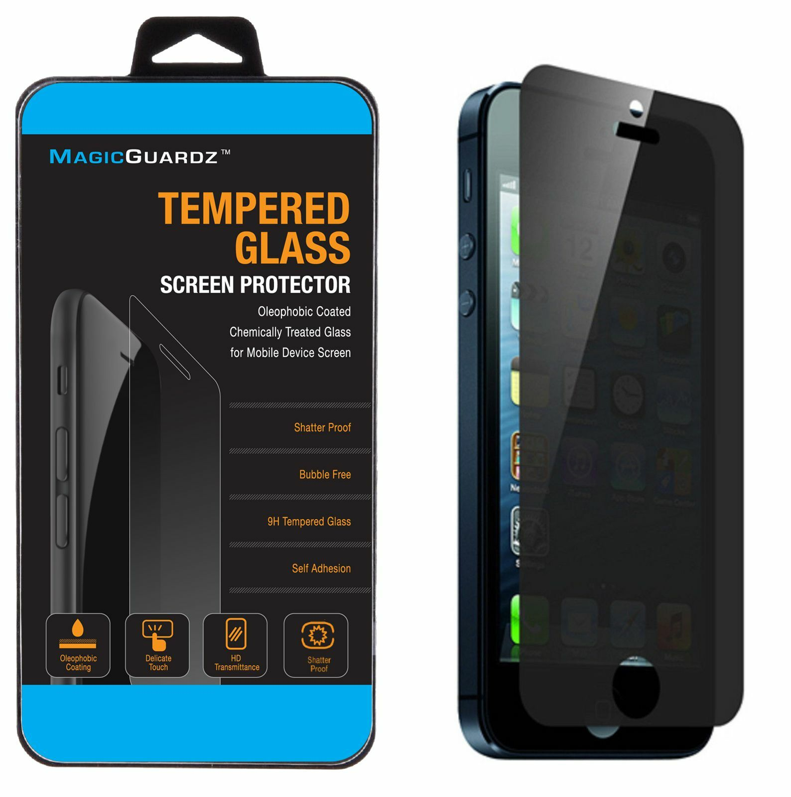 glass iphone screen protector privacy anti tempered glass screen protector shield 2310