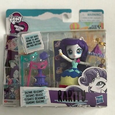 My Little Pony Equestria Girls Rarity Costume Creations Figure Doll Accessories - Popeye Costume Accessories