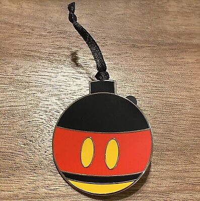 Disney 2020 Advent Calendar Ornament Mickey Mouse Pin (A)