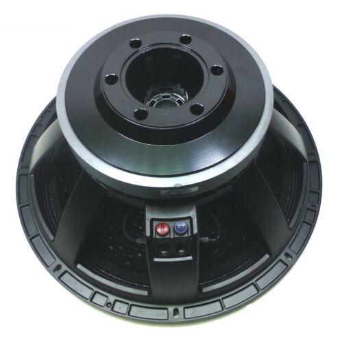 "LASE  LF18-3600 18"" Low Frequency 8 Ohm Woofer Speaker w/ 4.5"" Voice Coil."