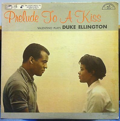 Valentino - Prelude To A Kiss Duke Ellington LP VG+ ABC-169 1st RVG 1957 Record Duke Ellington Prelude To A Kiss