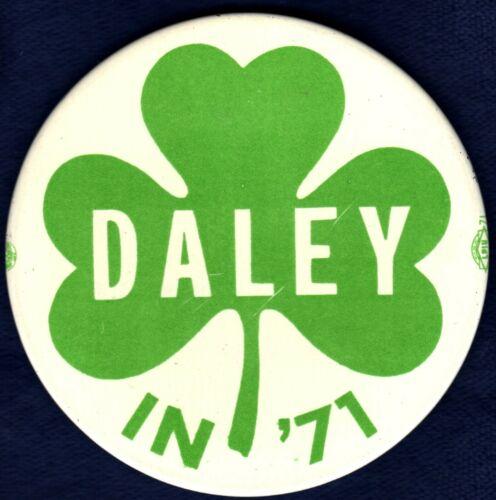 CHICAGO ILLINOIS MAYOR RICHARD DALEY