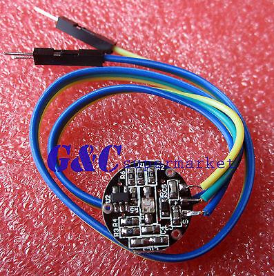 5PCS Heart Rate Pulse Sensor Pulsesensor Sensor Module For Arduino new M88