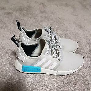 Adidas NMD 'white/cyan' Prospect Prospect Area Preview