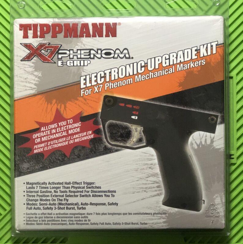 NEW Tippmann X7 Phenom E-Grip Hall-Effect HE Electronic Trigger Upgrade