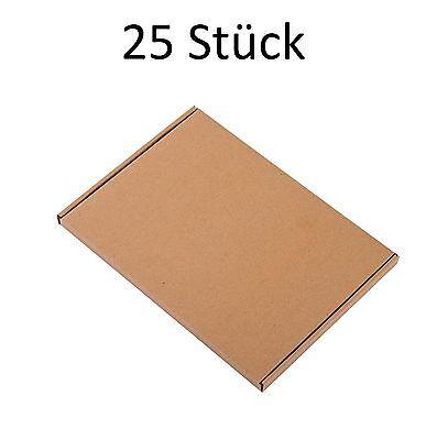 25 Pieza Wellpapp-Faltkarton Envío Grande Embalaje Faltpappe Caja de Cartón