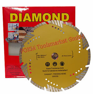 Disco-diamantado-230-x-22-23-mm-Amoladora-angular-Turbo-Ceramica-Gres