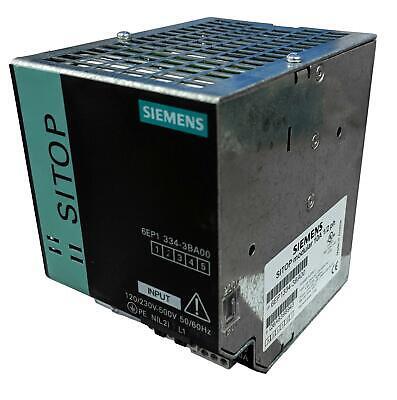 Siemens 6EP1 334-3BA00 SITOP modular 10A 1//2 ph 230 24 Volt Netzteil Trafo
