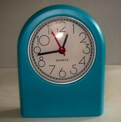 SALE NIB Quartz Desk, Table, Mantle, or Bookcases Clock