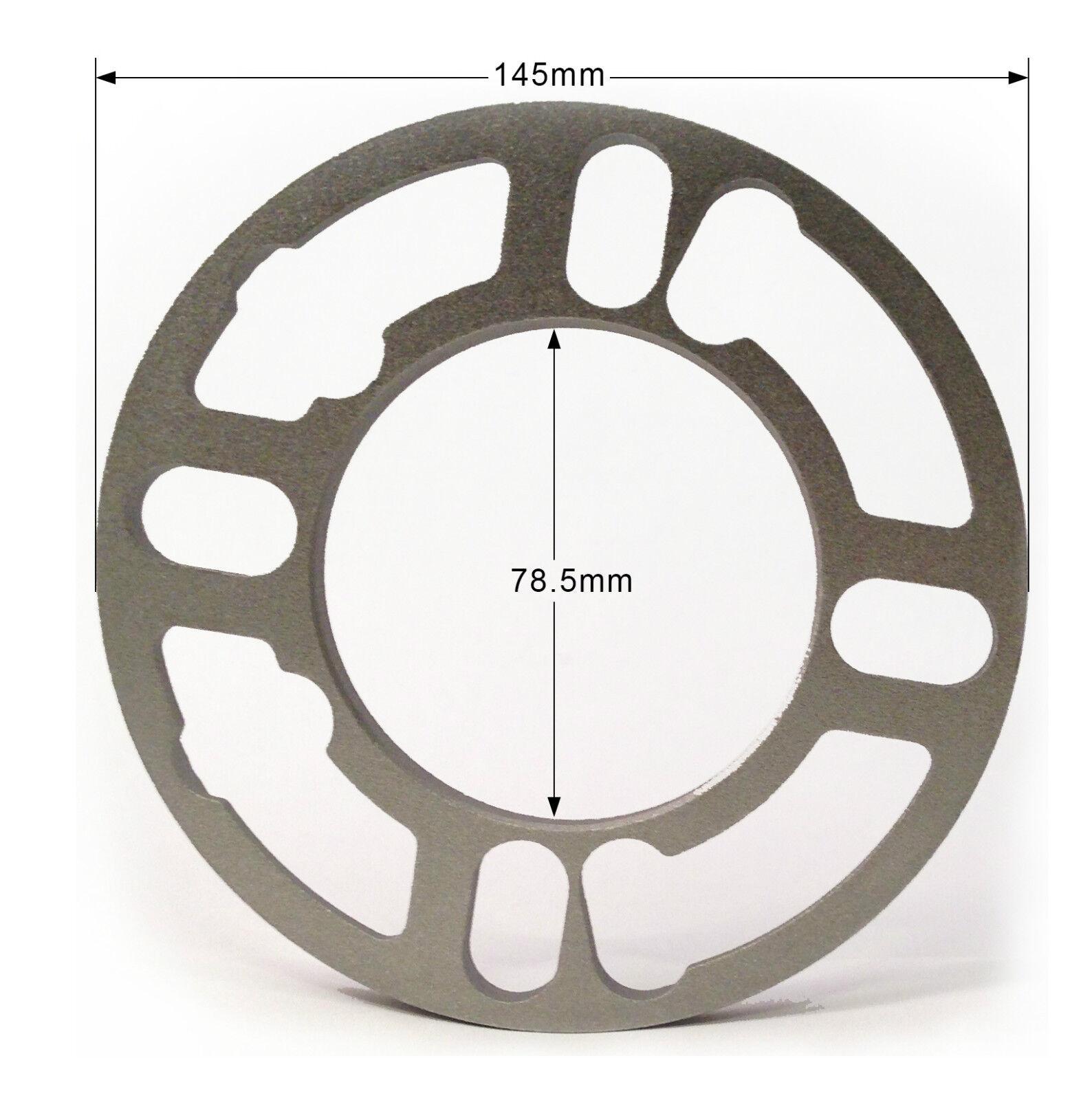 16 X Sintonizador de Rueda de Aleación Pernos M12 X 1.5 Extended Rosca 35mm-Mini R50 R52 R57