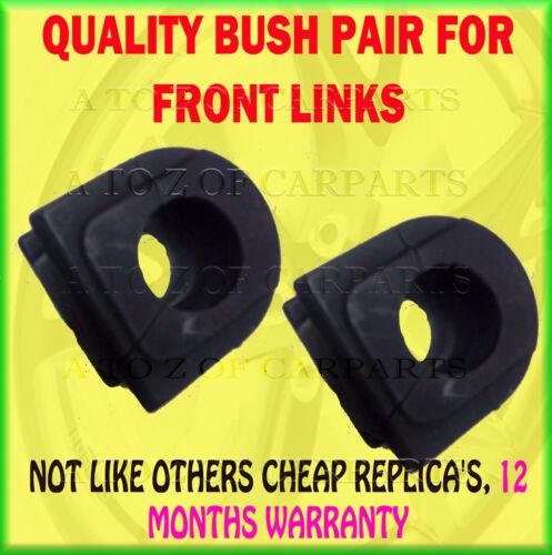 FOR LEXUS LS400 CELSIOR 4.0 UCF20 94-00 FRONT STABILIZER LINK ANTI ROLL BAR BUSH