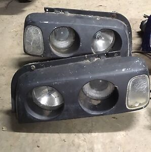 XF XG FORD HEAD LIGHTS Castle Rock Muswellbrook Area Preview