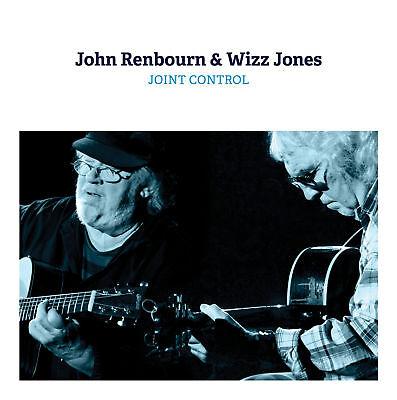 - John Renbourn/Wizz Jones - Joint Control (RECORD STORE DAY NEW 2 x 12