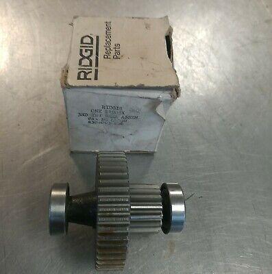 Ridgid 44830 3rd Intermediate Gear Assy Fits Ridgid 700 Motor