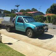 Holden rodeo ute tray top Coodanup Mandurah Area Preview