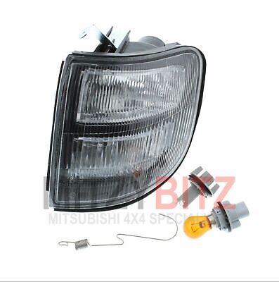 FRONT LH SIDE LAMP INDICATOR LIGHT UNIT PAJERO SHOGUN V46W MK2 2.8T 90-04