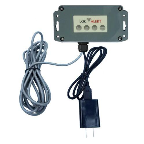 WiFi Wireless Sub-meter Pulse Water Meter System - Free Cloud Dashboard & Alerts