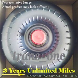 85 up 700R4 298mm Chevy GMC 5.7L 5.0L 4.3L 2200-2500 stall HD torque converter