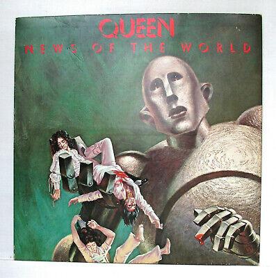 Queen: News Of The World - EMI EMA 784, EMI  /  OC 064-60 033