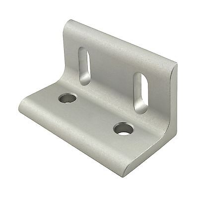8020 Inc T-slot Aluminum 4 Hole Wide Slotted Bracket 40 Series 40-4290 N