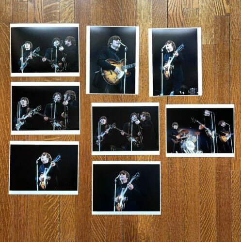 8 Unpublished BEATLES Photos 1966 NME Awards ARCHIVAL Prints 8.5x11 fr. Negative