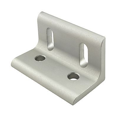 8020 Inc T-slot Aluminum 4 Hole Wide Slotted Bracket 15 Series 4290 N