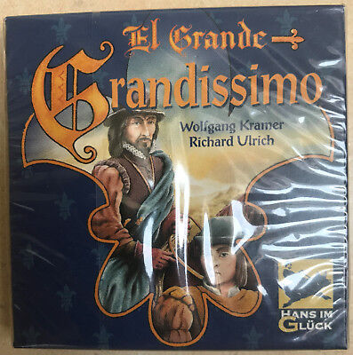 El Grande Grandissimo - Neuware, originalverpackt