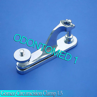 Gomco Circumcision Clamp Surgical Instruments 1.5 Cm