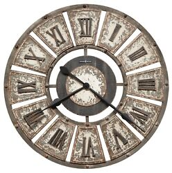 HOWARD MILLER - 625-700 GALLERY   WALL CLOCK  32   EDON WALL 625700