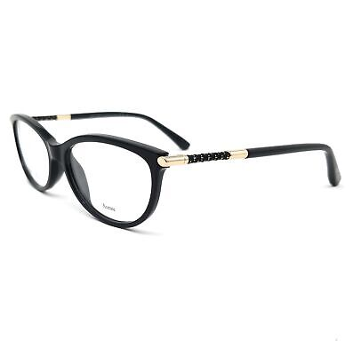 JIMMY CHOO Eyeglasses JC154 29A Black Women 53x16x135