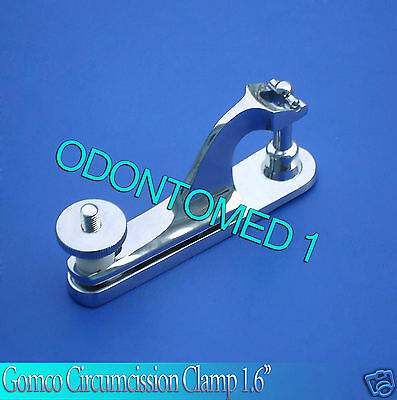 3 Adult Gomco Circumcission Clamp Urology Instruments1.6