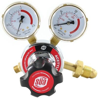 Sa Acetylene Regulator - Welding Gas Gauges - 25hx Series