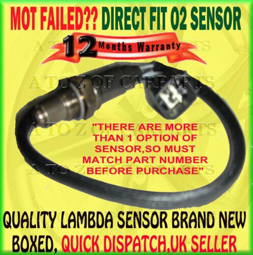 FOR LEXUS GS430 LS430 SC430 4.3 00> PRE-CAT LAMBDA OXYGEN O2 SENSOR 89465-50130
