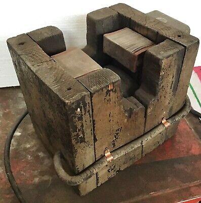 Antique Magneto Magnetizer Magnet Charger Tool Old Hit Miss Stationary Engine