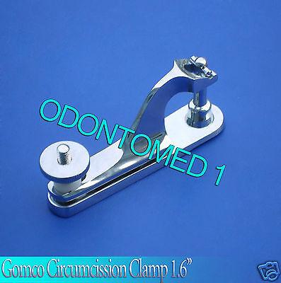 6 Adult Gomco Circumcission Clamp Urology Instruments1.6