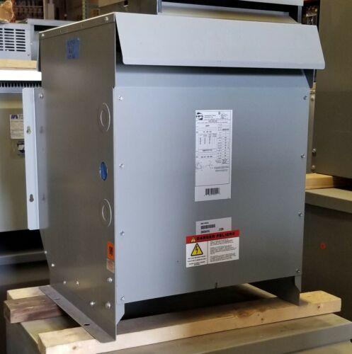 Hammond 45 KVA 3 Phase Outdoor Transformer - 480 Delta 480Y/277 Volt NEMA 3R
