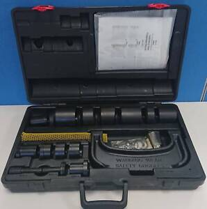 SNAP-ON 22PCE SET MASTER BALL JOINT/UNIVERSAL JOINT PRESS (BJP1) Port Melbourne Port Phillip Preview