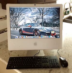 iMac 21in, 1TB Drive, Ms. Office (Word, Excel, PowerPoint)