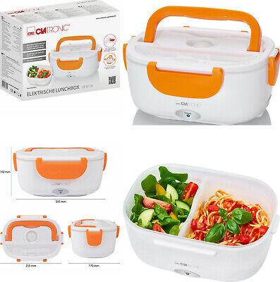 Fiambrera tartera electrica 1,7 L,libre de BPA,cuchara,tenedor,cuchillo,luz,etc