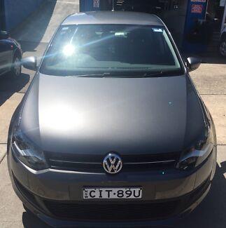 2013 Polo Volkswagen Comfort Line